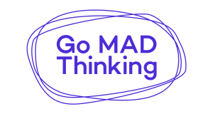 Go MAD Logo for Conference